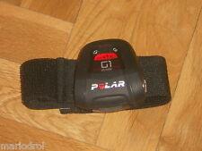 POLAR SENSOR GPS G1 PARA MEDICIONES EXACTAS DE VELOCIDAD Y DISTANCIA.
