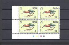 ANGUILLA 1985-86 SG 675 MNH Block of 4 Cat £28