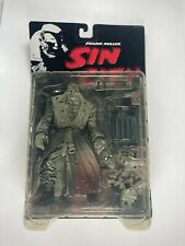 McFarlane Toys Marv from Sin City Movie Maniacs Black & White Action Figure