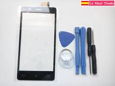 """Pantalla Táctil """"Bq Aquaris E5"""" E5S FHD HD Negra Digitalizador Cristal tactil"""