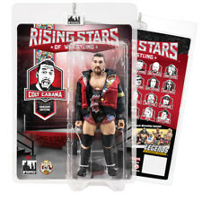 Rising Stars of Wrestling Action Figure Series: Colt Cabana [Variant With Mic]