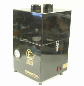 Edsyn FX250 Fuminator Fume Extractor System for Solder Soldering Extraction