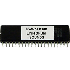 KAWAI R100 and R50 - LINN DRUM LM2 SOUNDS Eprom LINNDRUM