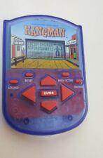 Hangman Electronic Hand Held Milton Bradley EUC