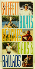 Jimmy Buffet Boats Beaches Bars and Ballads 4-CD Box Set