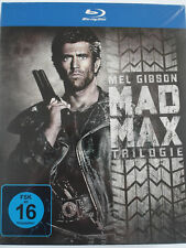Mad Max Trilogie Blu-ray DVD Video