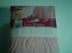 Disney Princess Bed skirt - Twin - New