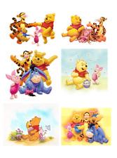 Pooh Bear Iron on Transfers