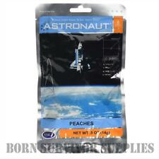 ASTRONAUT FREEZE-DRIED PEACHES - Space Food Fruit Ration Pack Snack Gadget NASA