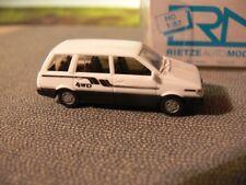 1/87 Rietze Mitsubishi Space Wagon 4WD weiß