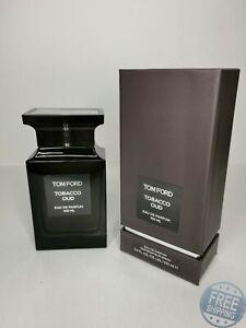 Tom Ford Tobacco Oud 100 ml. 3.4 fl. oz. Eau de Parfum New With Box