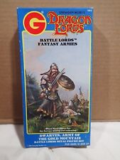 Vintage Dungeons & Dragons miniature (Grenadier 1986) 1603 Complete w Extras HTF