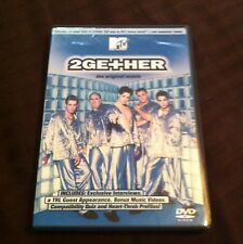 MTV 2Gether: The Original Movie DVD