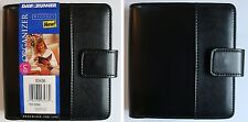 DayRunner Planner New Organizer Daily Weekly Undated Ships Priority Fancy Black