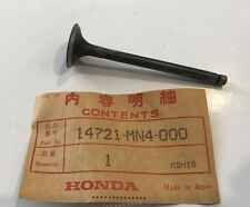 Valvola scarico - Exhaust  Valve - Honda CBR600F  NOS: 14721-MN4-000