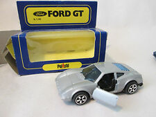 1977 Politoys Polistil 1:43 Silver Ford GT 70 Italian Sports Car E-31 Italy NIB