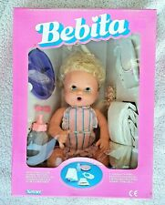 VINTAGE KENNER BABY ALIVE: BEBITA, 1992! BEBE 35 CMS (DOLL)! BRAND NEW IN BOX!