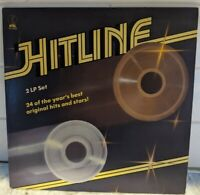 "K-TEL ""Hitline""; 12"" Vinyl 2xLP; K-TEL TU 2800"