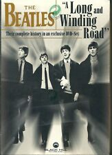 Beatles, The The Long and Winding Road Part 1-3 DVD Box-Set (4 DVDs) Neu OVP Se.
