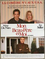 Affiche MON BEAU-PERE ET MOI Meet the parents ROBERT DE NIRO 40x60cm *