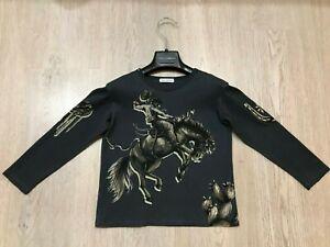 100 % AUTHENTIC Dolce&Gabbana T-shirt size 4Y