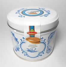 Daelmans Original Dutch Stroopwafels Wafers Caramel Filled 8.11 Oz. TIN Gift Box