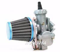 Carburetor & Air Filter for Yamaha YZ80 DT125 AT1 AT2 AT2 Enduro CT1 CT2 CT3