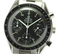 OMEGA Speedmaster 3510.50 Chronograph black Dial Automatic Men's Watch_579460