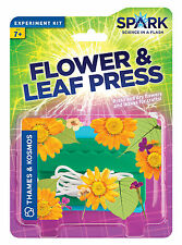 Flower & Leaf Press Thames & Kosmos Spark Science Experiment Kit Botanist