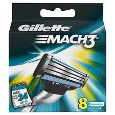 Gillette MACH3 Men's Razor Blades - 8 Pack