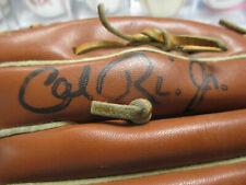 New listing Regent Baseball glove with Cal Ripken's Jr. signature on it.