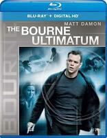 The Bourne Ultimatum (Blu-Ray,   Matt Damon, Julia Stiles, David Strathairn