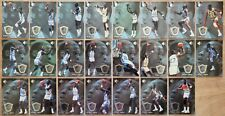 Michael Jordan 1998-99 Upper Deck SP Top Prospects Phi Beta Jordan Insert Set