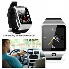Waterproof Wristband Smart Watch Phone Mate For Android IOS iPhone LG Samsung