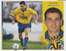 CALLEJA # ESPANA VILLARREAL.CF LIGA 2003 ESTE STICKER CROMO