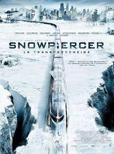 POSTER SNOWPIERCER LE TRANSPERCENEIGE CRIS EVANS ED HARRIS CURTIS LOCANDINA #4