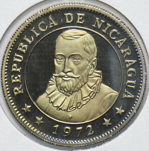 Nicaragua 1972 50 Centavos 293498 combine shipping
