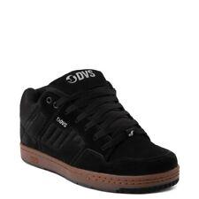 Mens DVS Enduro 125 Skateboarding Shoes NIB Black Gum