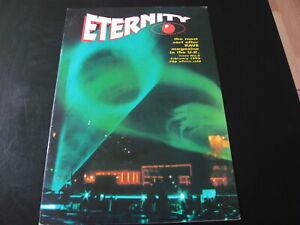 ETERNITY ISSUE NO 3 1993 UK RAVE CULTURE ACID HOUSE DANCE MUSIC FANZINE MAGAZINE