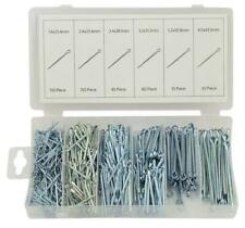 Split Pins / Cotter Pins 500 Piece Assorted Pin Set plus Case