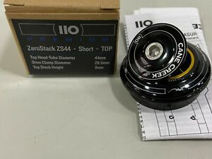 Cane Creek 110 Series Premium Short Top Headset Zero Stack ZS44/28.6/H8 BAA0151K