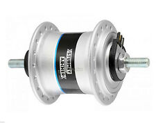 9 mm Front (Dynamo) Bicycle Hubs
