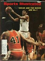 SI: Sports Illustrated May 10, 1971 Oscar and the Bucks are No 1 Cover G