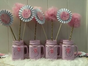 Girls Tulle Baby Shower Party Decorations For Sale Ebay