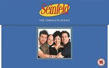SEINFELD Complete seasons series 1, 2, 3, 4, 5, 6, 7, 8 & 9 DVD Box Set R4 New