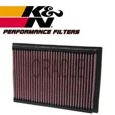K&N HIGH FLOW AIR FILTER 33-2245 FOR PEUGEOT 307 CC 2.0 16V 140 BHP 2005-