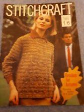Original Vintage Stitchcraft Magazine November 1963