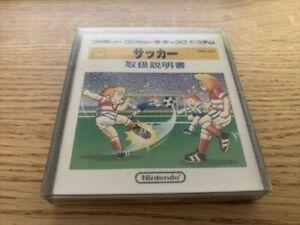 Soccer Famicom Disk System - Brand New - Sealed - US Seller 2 of 3