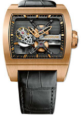 Corum Ti-Bridge Flying Tourbillon 18k Rose Gold 72h Reserve 022.710.55/0F01 0000