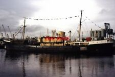 PHOTO  2005 SS EXPLORER LEITH DOCKS I BELIEVE I'VE GOT THE POSITION ABOUT RIGHT